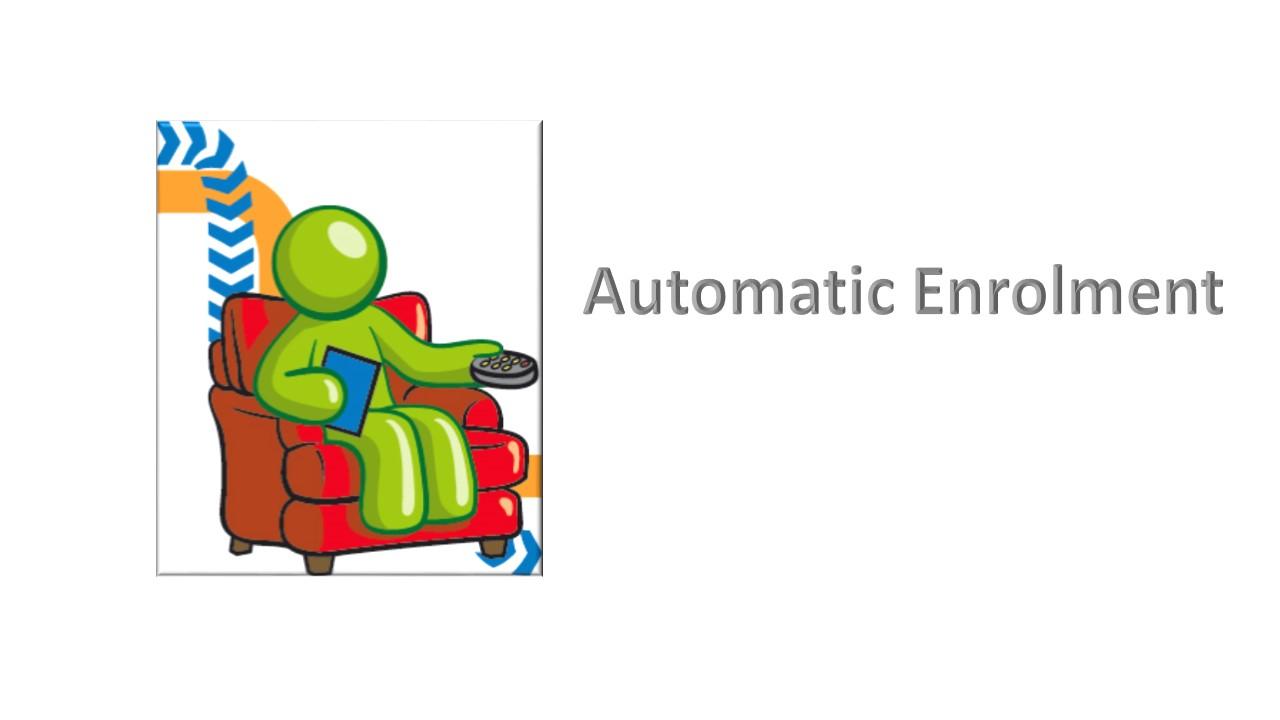 Automatic-Enrollment